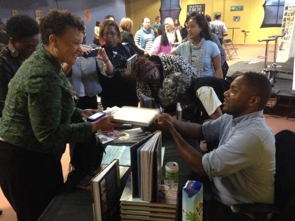 OKT Bryant Signing Books