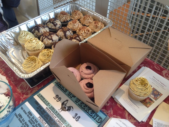 Prize Cupcakes from Marie Catrib's