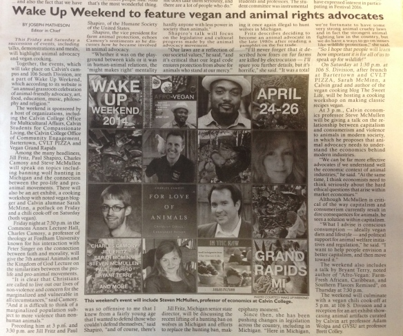 Wake Up Weekend Chimes Coverage